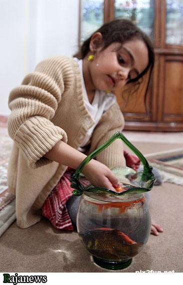 آرمیتا رضایی نژاد.دختر شهید رضایی نژاد
